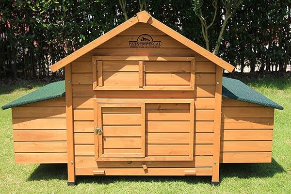 Pets Imperial Chicken Coop with Nest Boxes