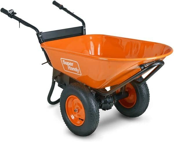 SuperHandy Electric Wheelbarrow