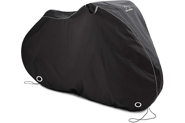 TeamObsidian Waterproof Bike Cover
