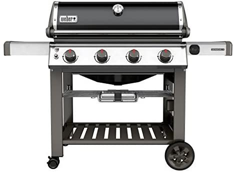 WeberGenesis Gas Grill - Front