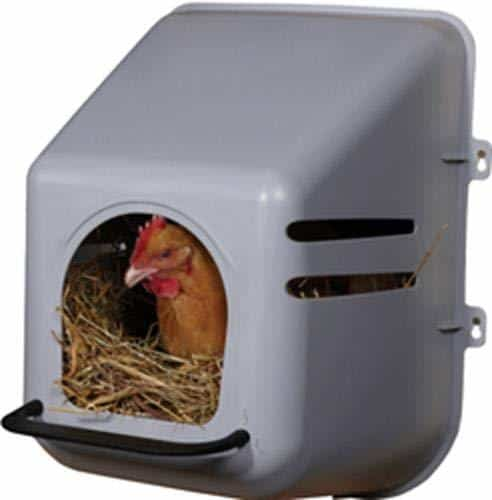 miller chicken nesting box